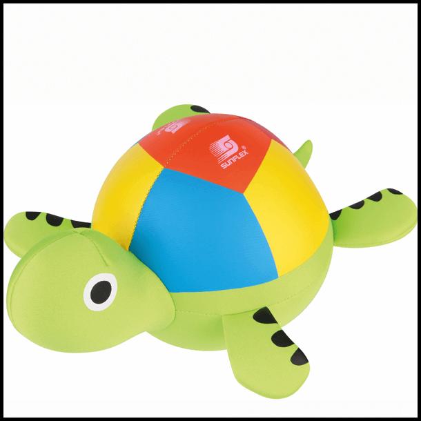 Skildpadde badebold