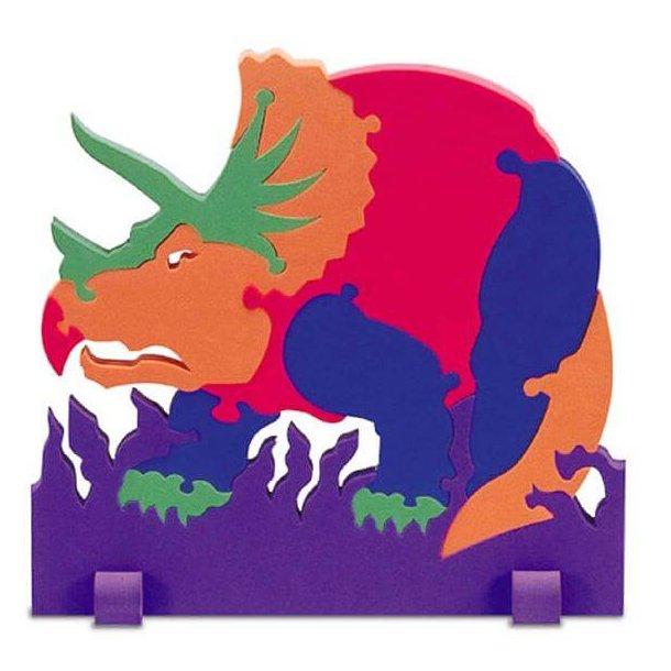 Puslespil - Stegosaurus