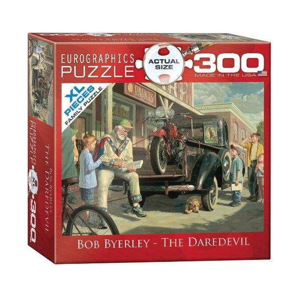 The Daredevil, 300 XL brikker
