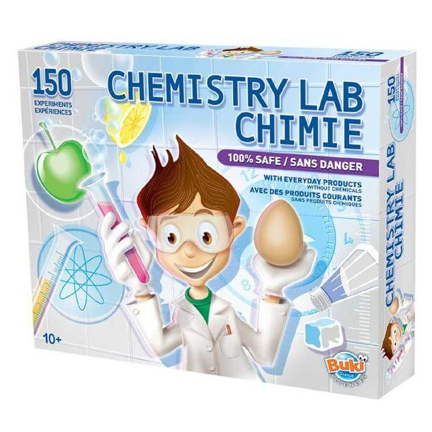 Kemikersæt junior